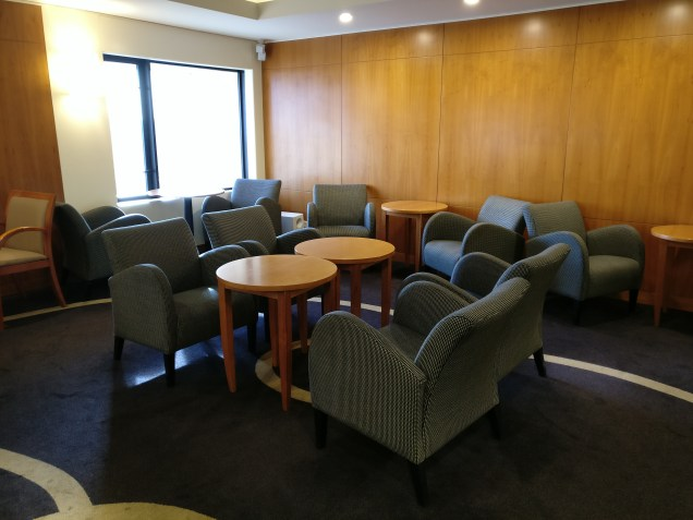 Hilton Adelaide Executive Lounge