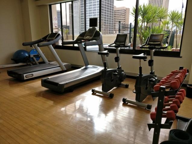 Hilton Adelaide Gym