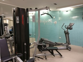 Novotel Christchurch Gym