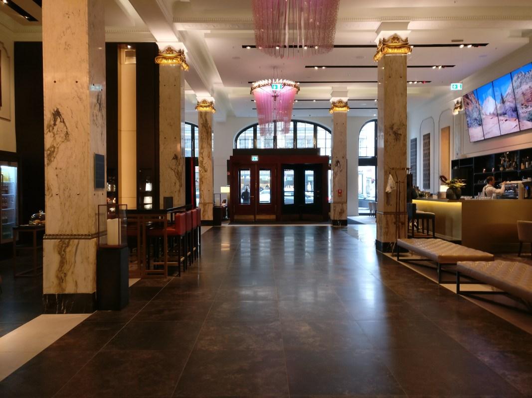 Reichshof Hamburg Lobby