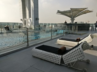 DoubleTree Doha Old Town Rooftop Pool