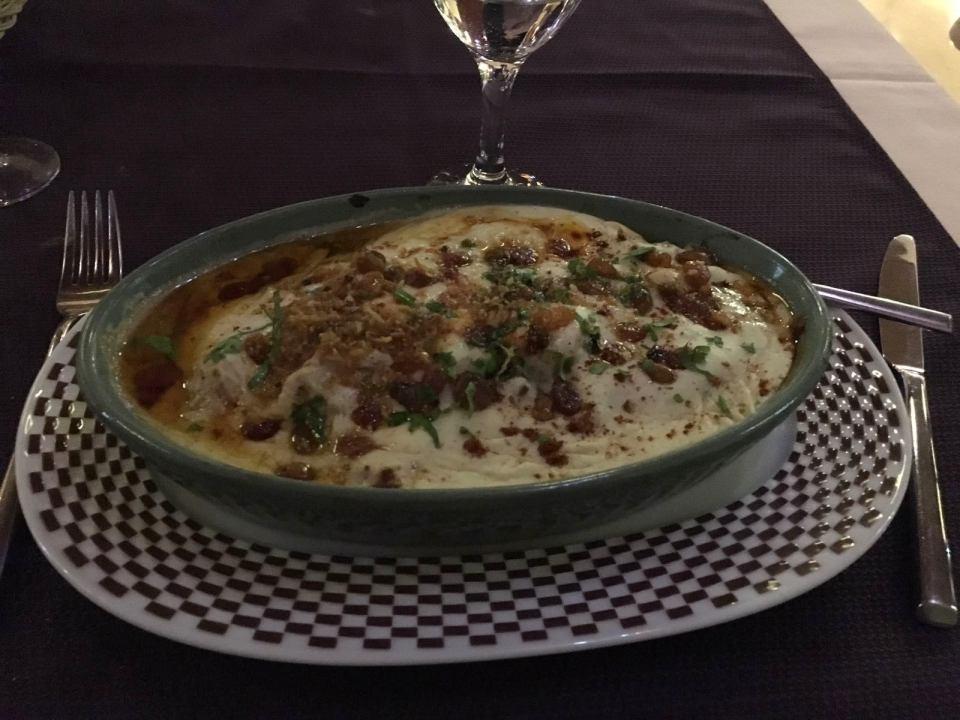 Hilton Alexandria Corniche Dinner