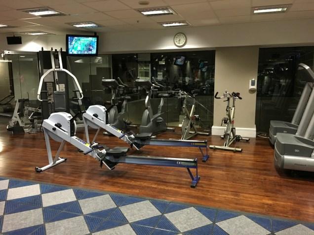 InterContinental Wellington Gym