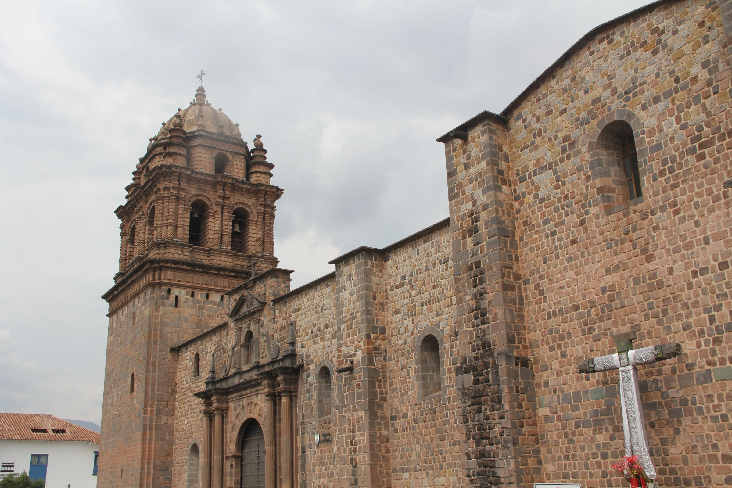 Cusco Iglesia de Santo Domingo