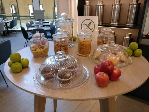 Hilton Malta Breakfast