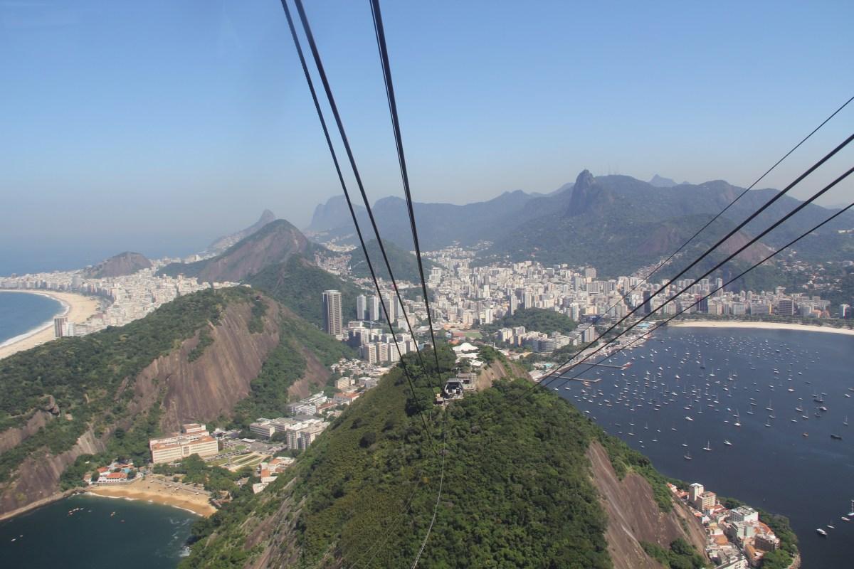 Rio de Janeiro Sugarloaf Cable Car