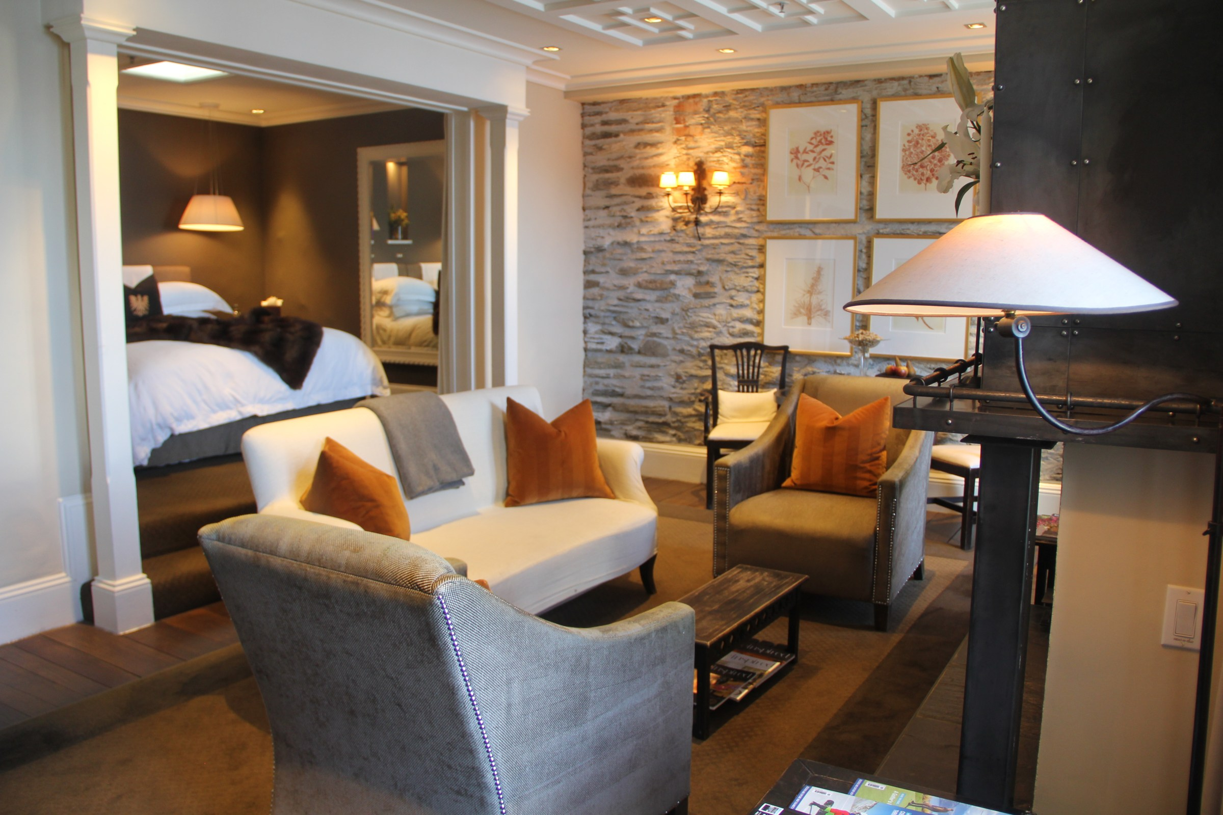 Eichardt's Private Hotel Queenstown Lake View Suite