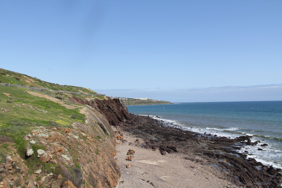 Hallett Cove Conservation Park