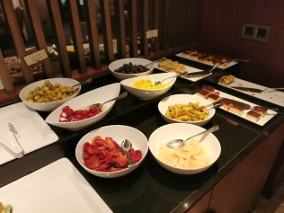 Hilton Ankara Executive Lounge Buffet