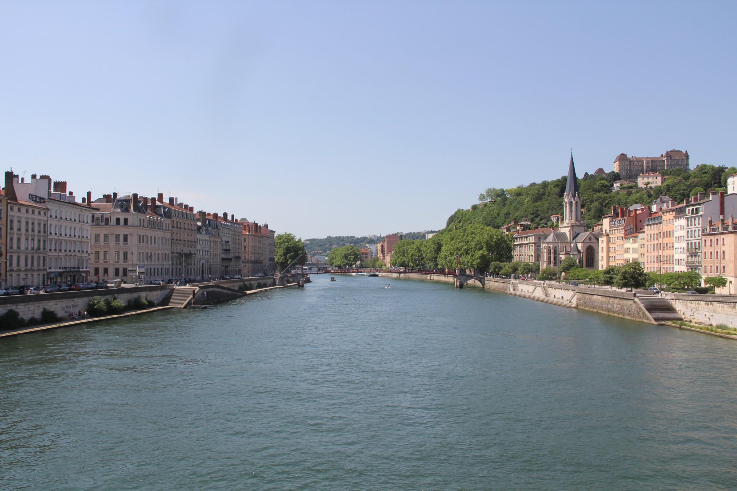 Lyon Saone