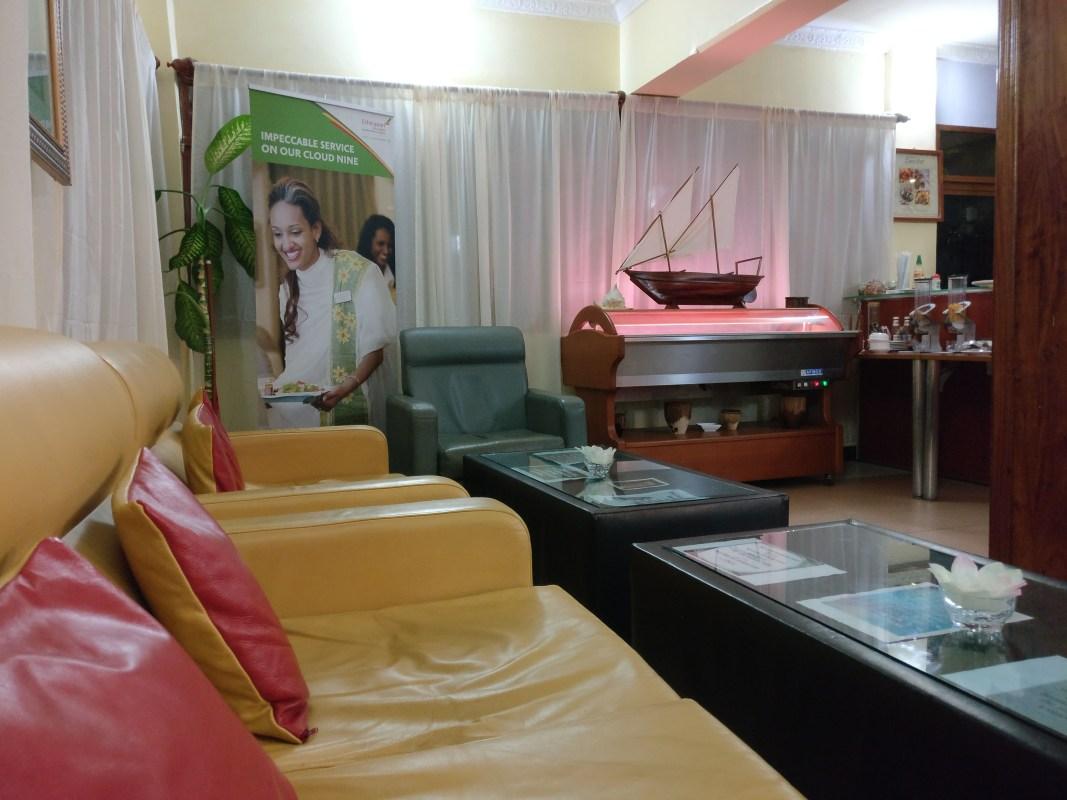 Dhow Lounge Zanzibar