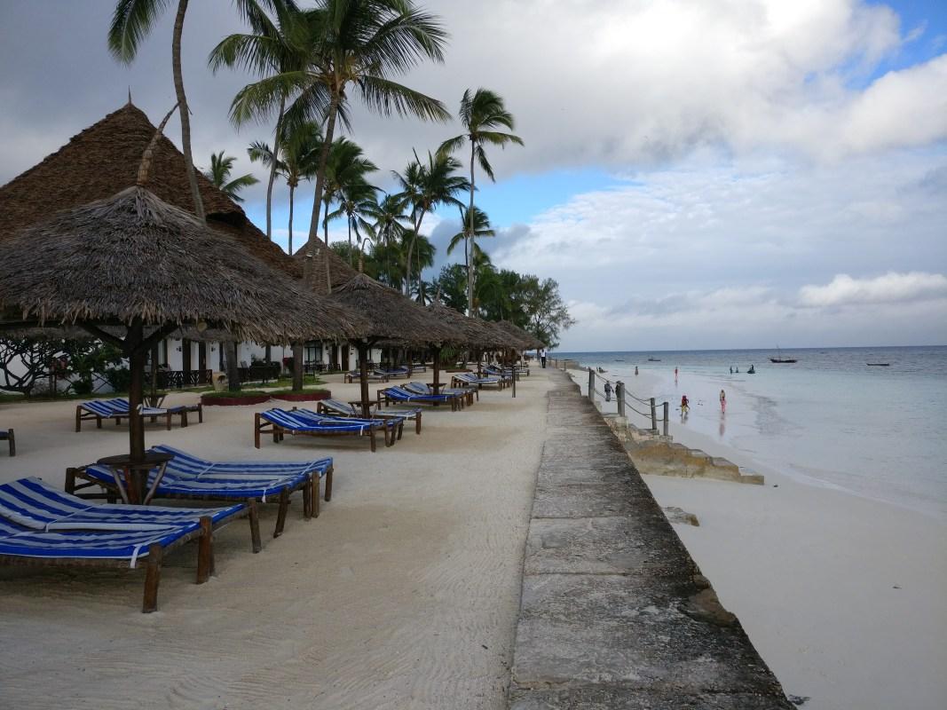 DoubleTree Resort Zanzibar Nungwi Beach