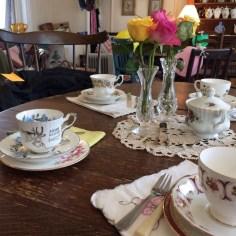 Exeter Hidden Treasure Tea Room