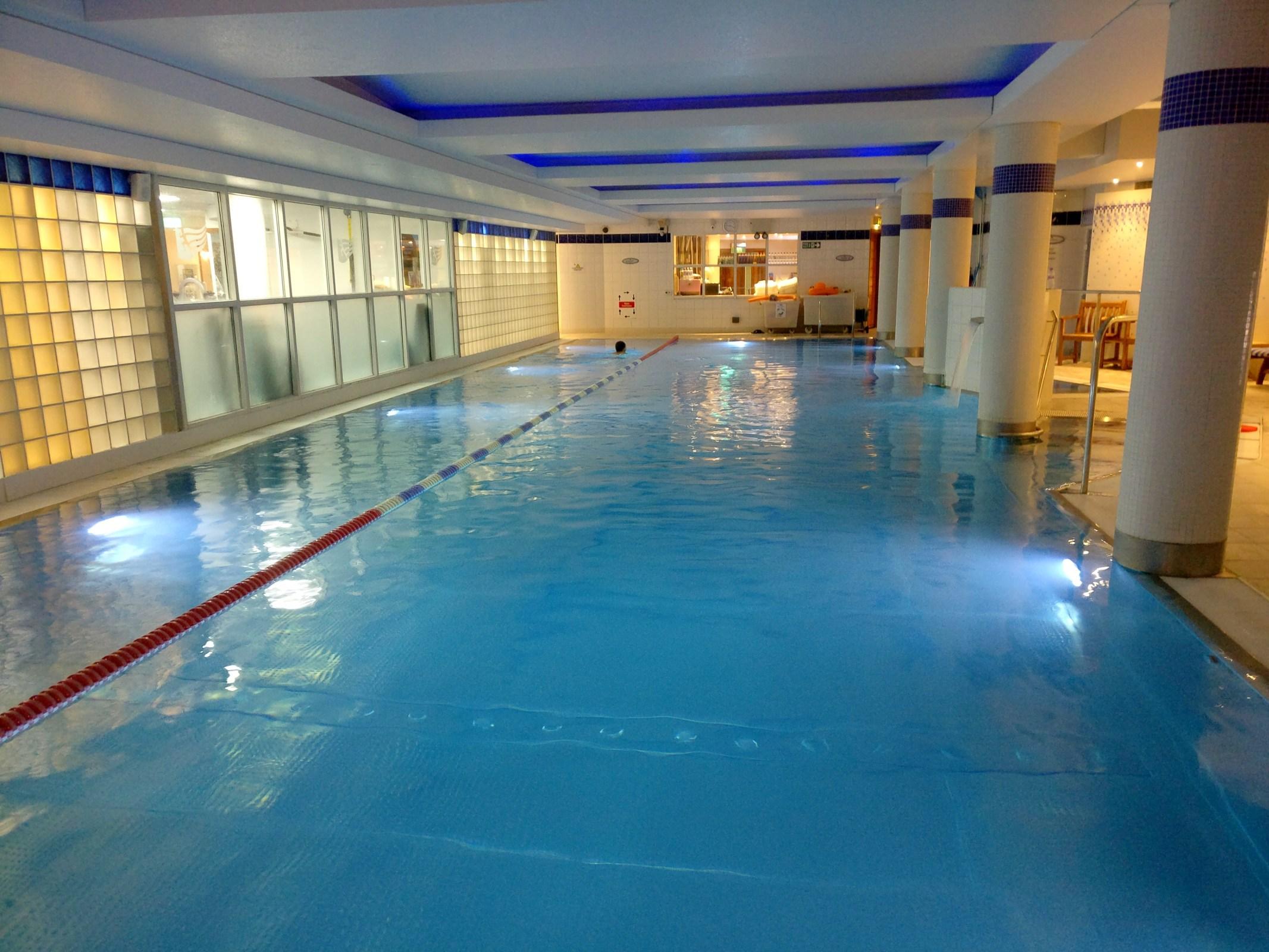 Hilton Cardiff Pool
