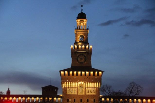 Milan Giuseppe Garibaldi Statue 3