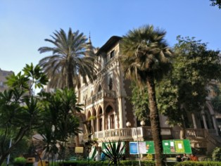 Running in Cairo