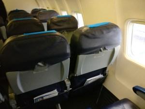 Aerolineas Argentinas Boeing 737-700 Economy Class Seating
