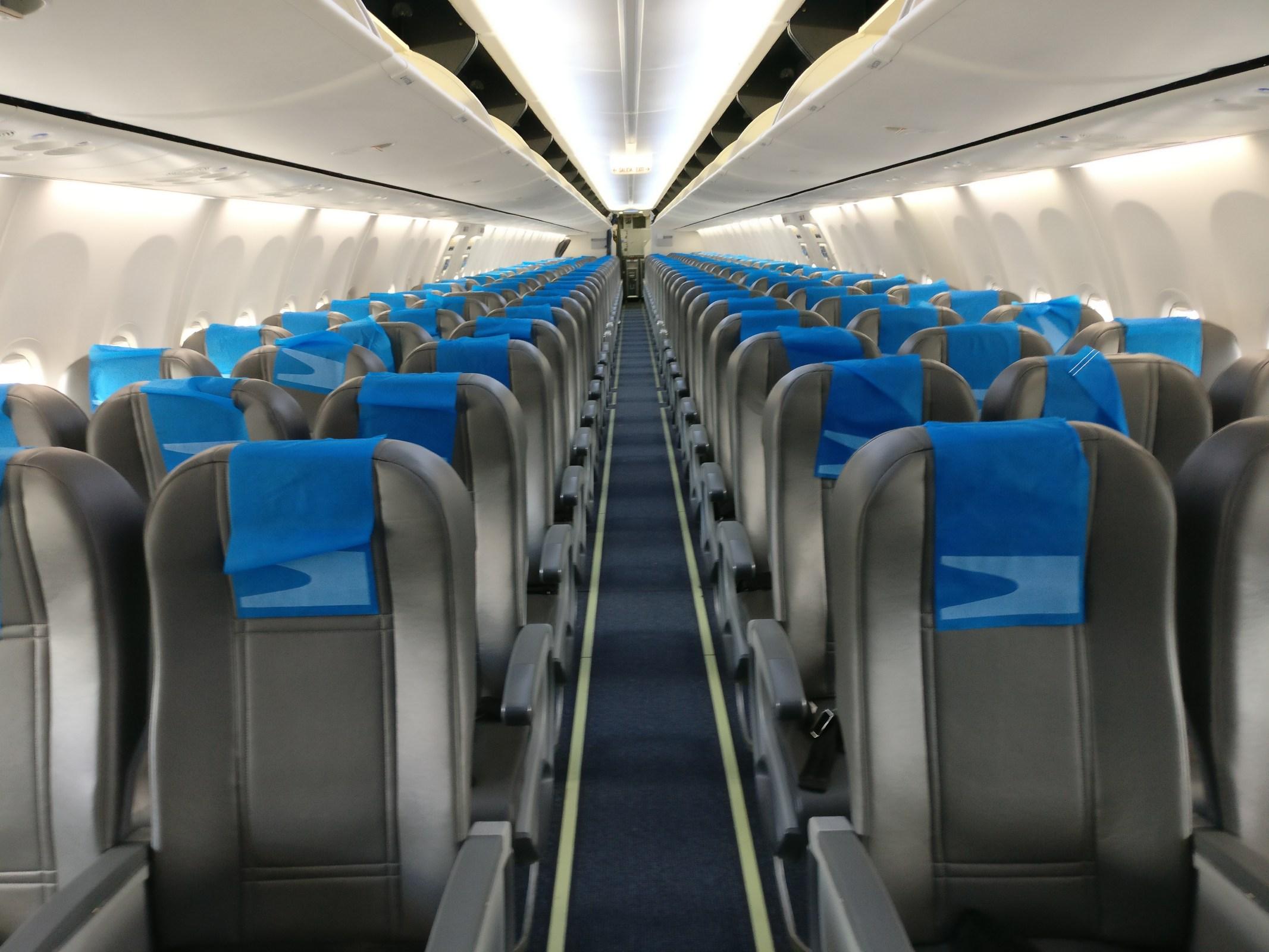 Aerolineas Argentinas Economy Class Boeing 737-800 Seating
