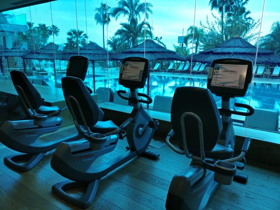 Amathus Beach Hotel Limassol Gym