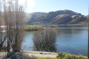 Hilton Queenstown Lake Wakatipu Suite VIew