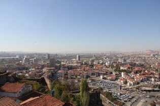 Ankara Castle View