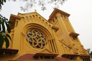 Hanoi Cua Bac Church