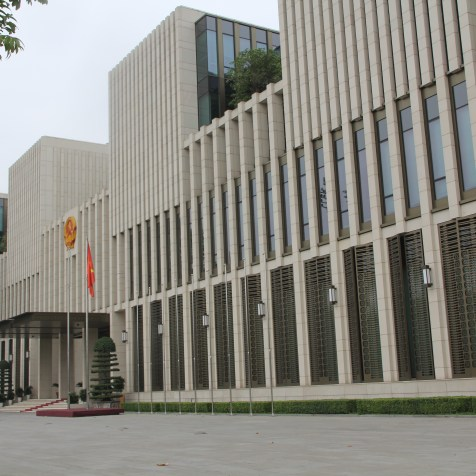Hanoi National Assembly Building