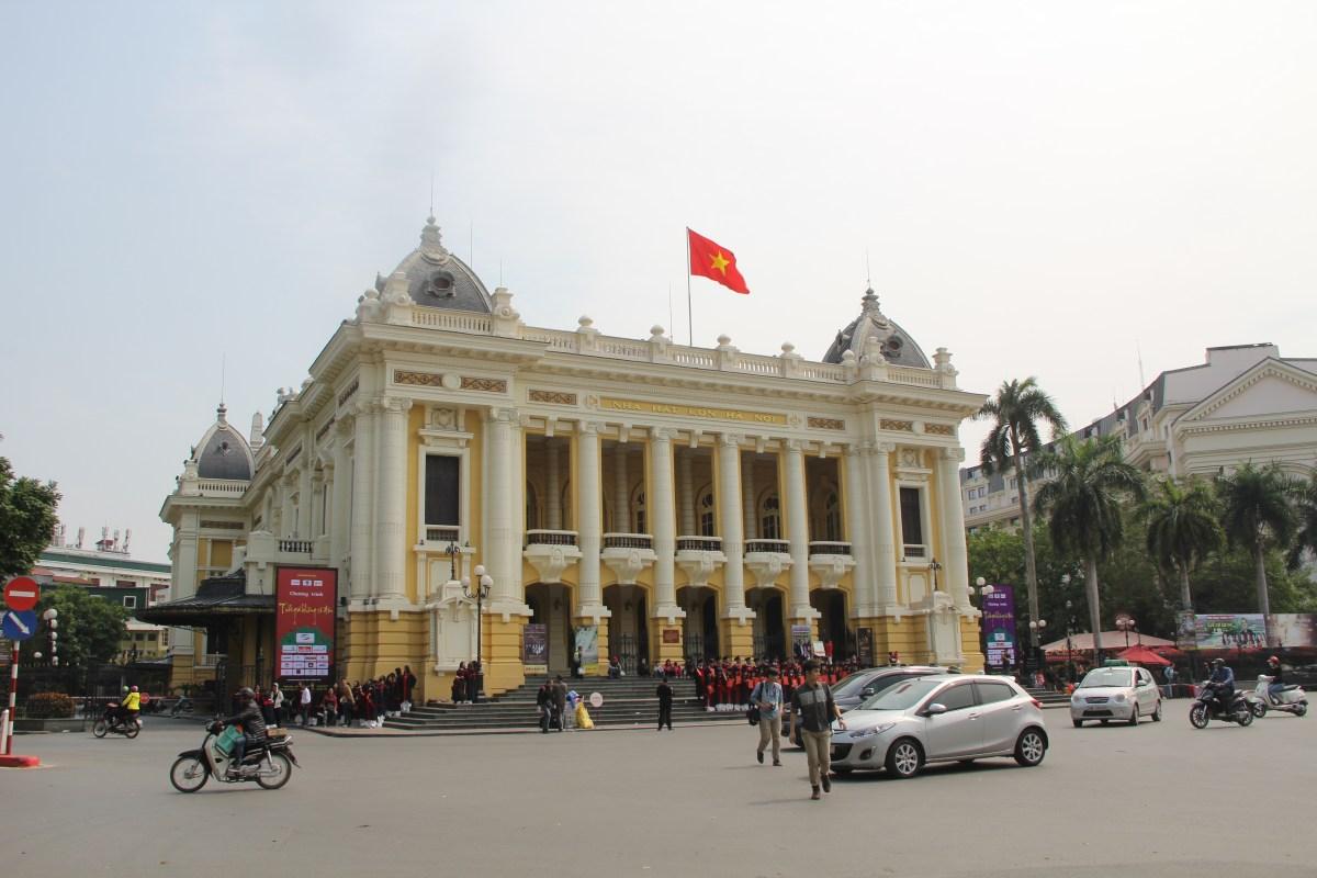 Hanoi Opera House