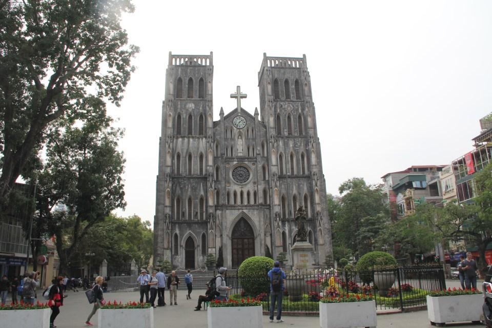 Hanoi St. Joseph Cathedral