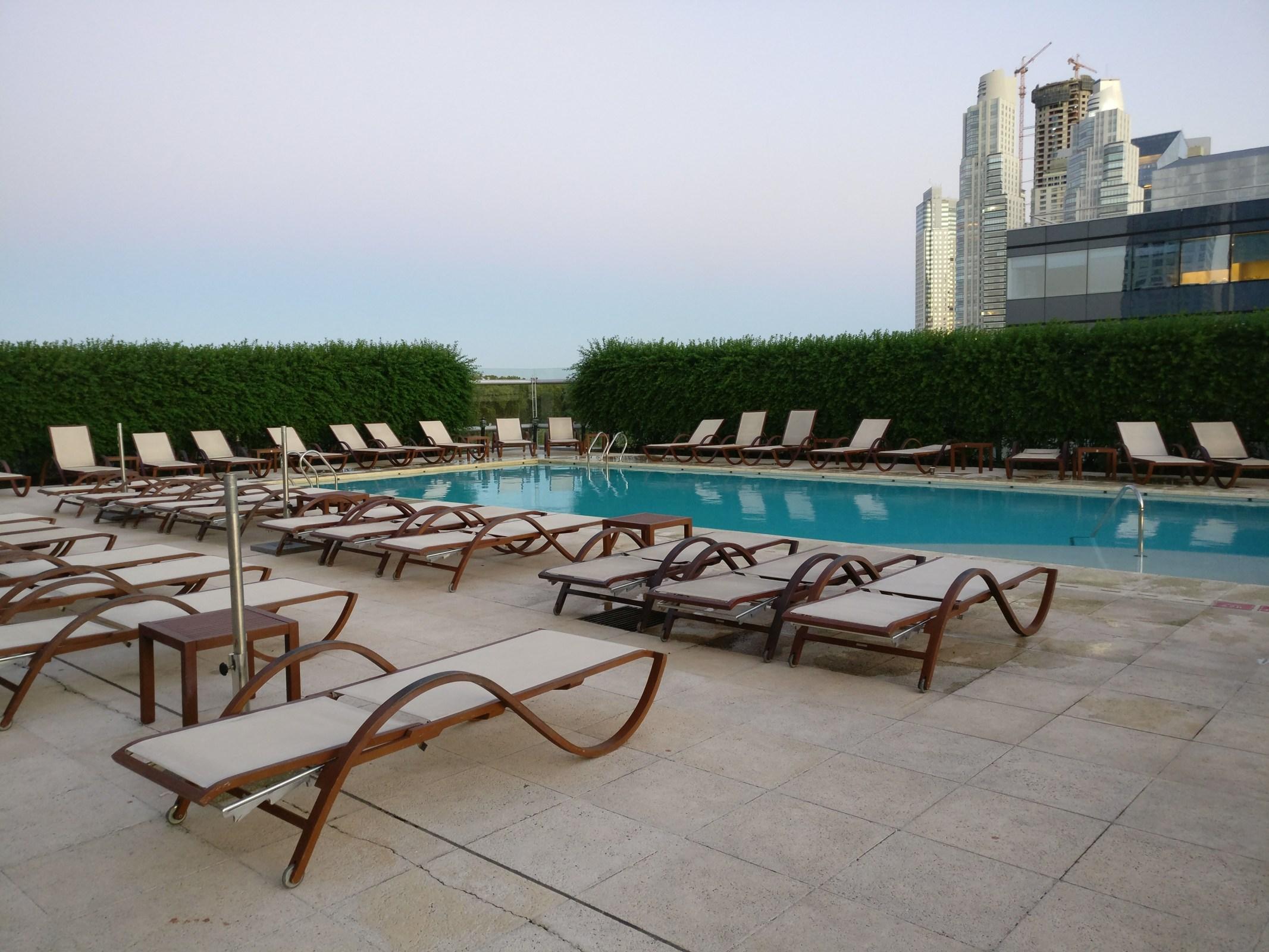 Hilton Buenos Aires Pool