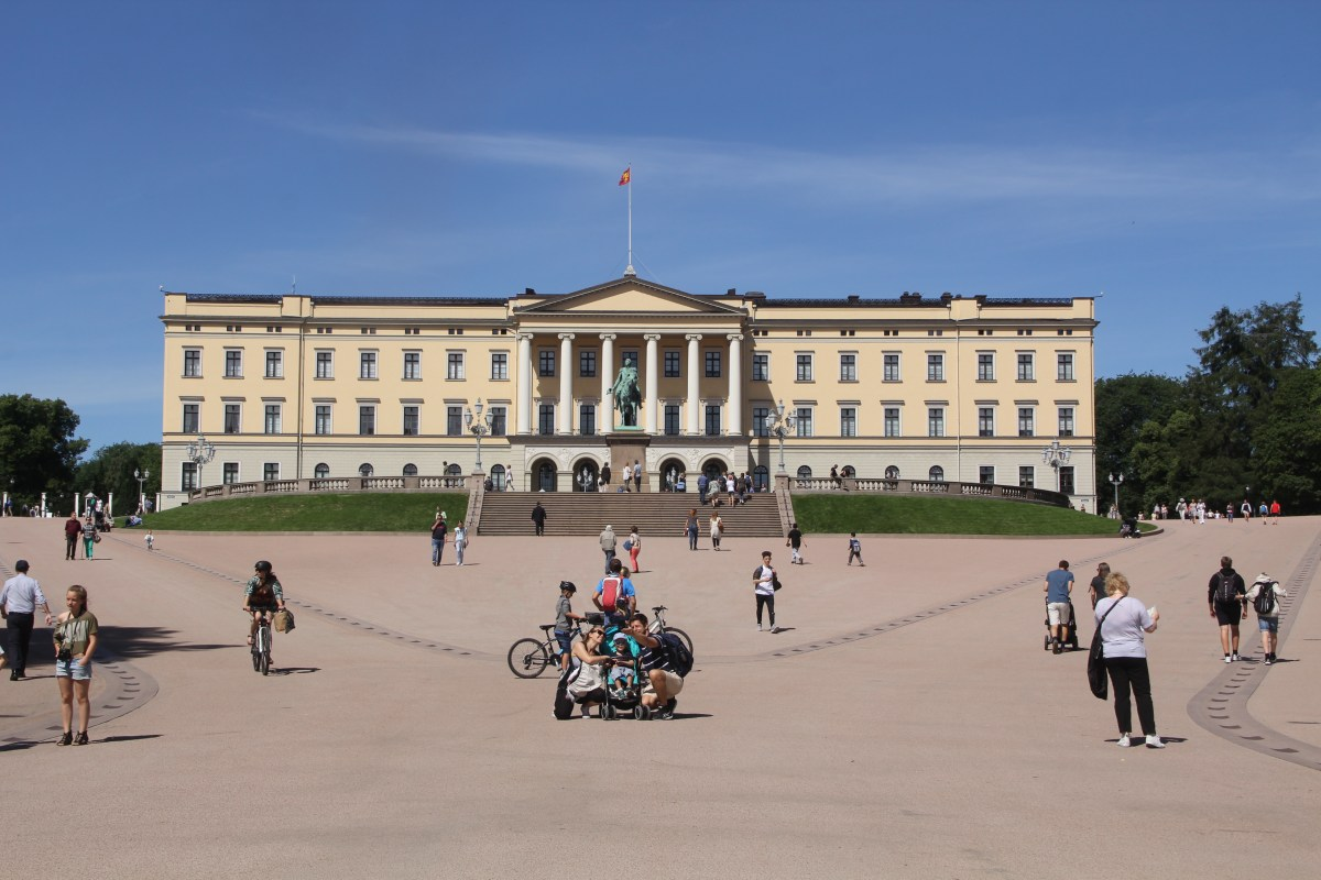 Royal Palace Oslo