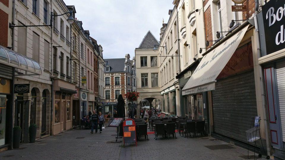 Arras Streets