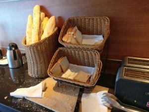 Hilton Garden Inn Montevideo Breakfast