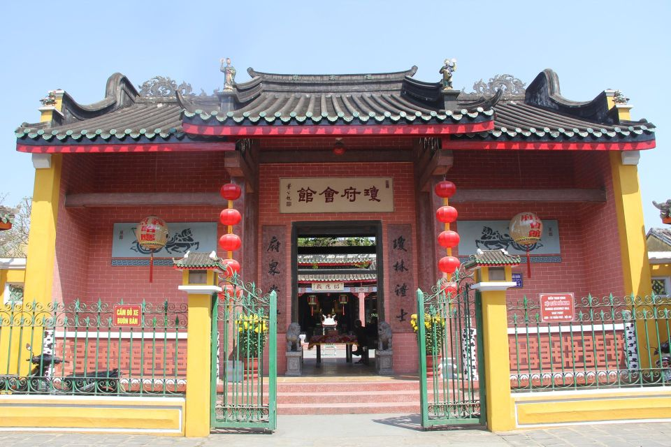 Hoi An Chinese Assembly Hall