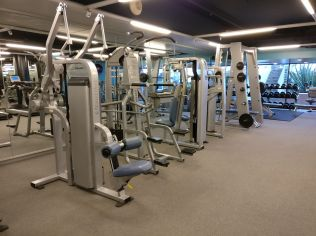 InterContinental Adelaide Gym