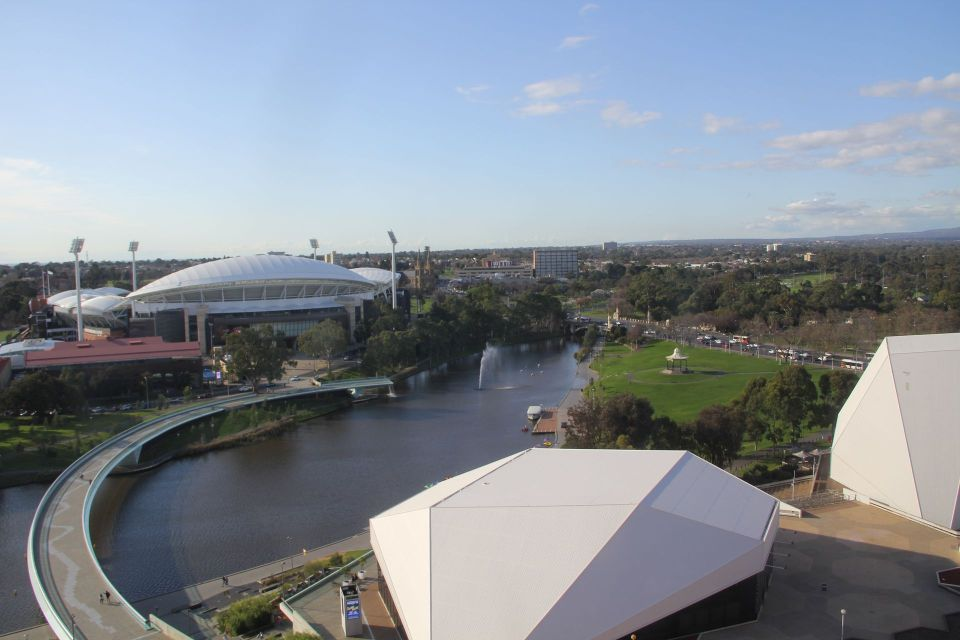 InterContinental Adelaide Riverside Room View