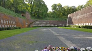 Mur de Fusilles Arras
