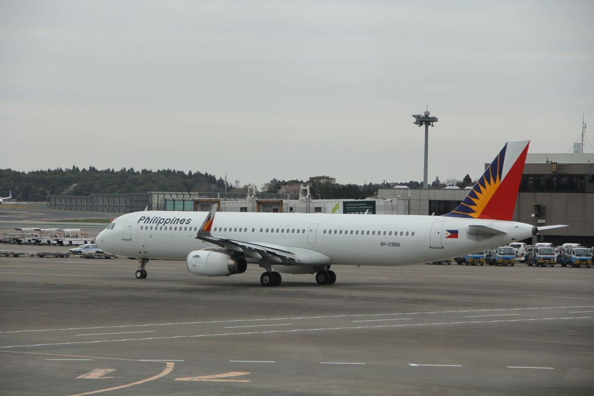 Philippine Airlines Airbus A321