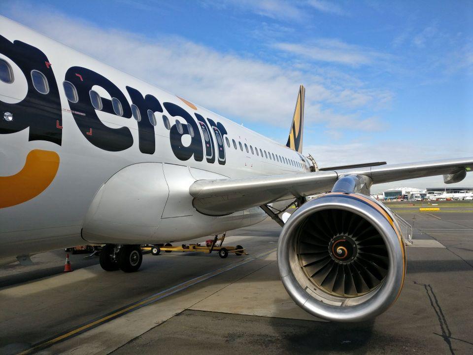 Tigerair Australia Airbus A320