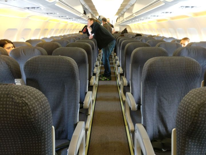 Tigerair Australia Seat