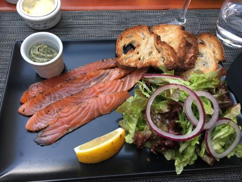 Delicious Food in Angers