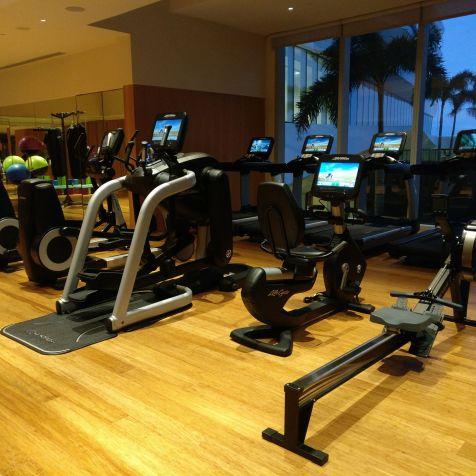 Conrad Manila Gym