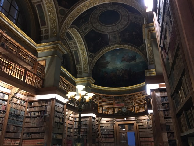 French National Assembly Library