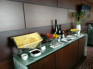 Grand Mercure Danang Executive Lounge Breakfast