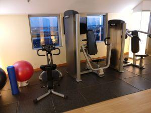 Hilton Frankfurt Airport Gym