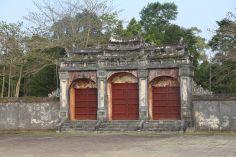 Hue Minh Mang Tomb