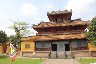 Hue Royal Palace Curu Dinh