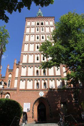 Jakuba Cathedral Olsztyn