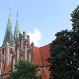 Królowej Polski Church Olsztyn