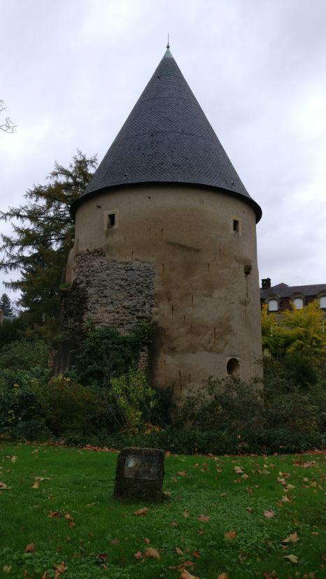 La Tour Camoufle Metz